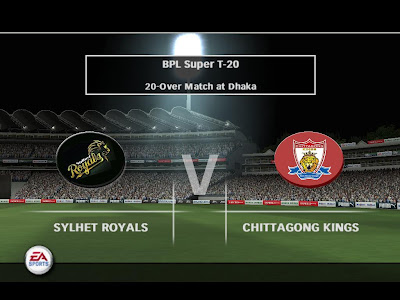 Bangladesh Premier League 2012 Screenshot 1