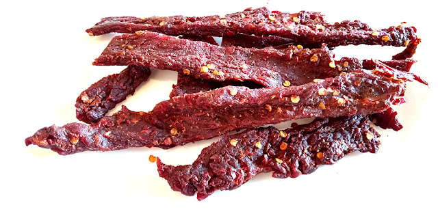 hot cowgirl beef jerky