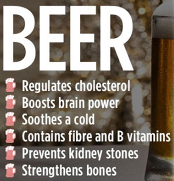 DID YOU KNOW? Drinking Beer Everyday Can Help you Stay Young Experts Say! READ HERE!