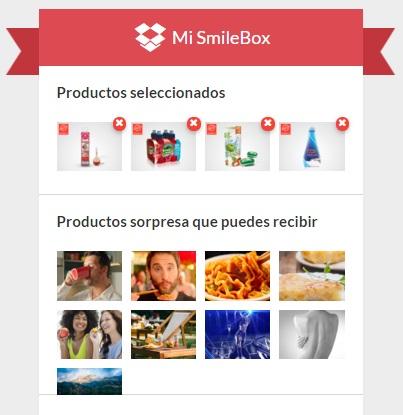 SmileBox de marzo 2016: mi selección