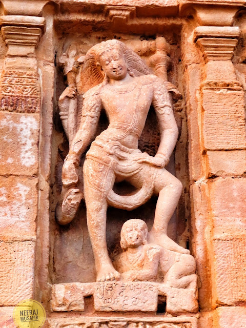 Karnataka Road Journey Pattadakal