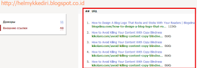 Mengatasi spam score tinggi pada blog2