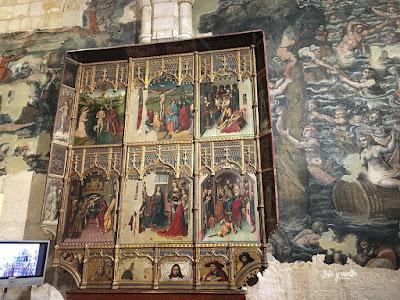 Catedral Zamora Capilla San Ildefonso