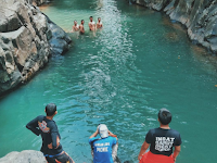 Leuwi Jurig Bungbulang Garut, Destinasi Keren Nih
