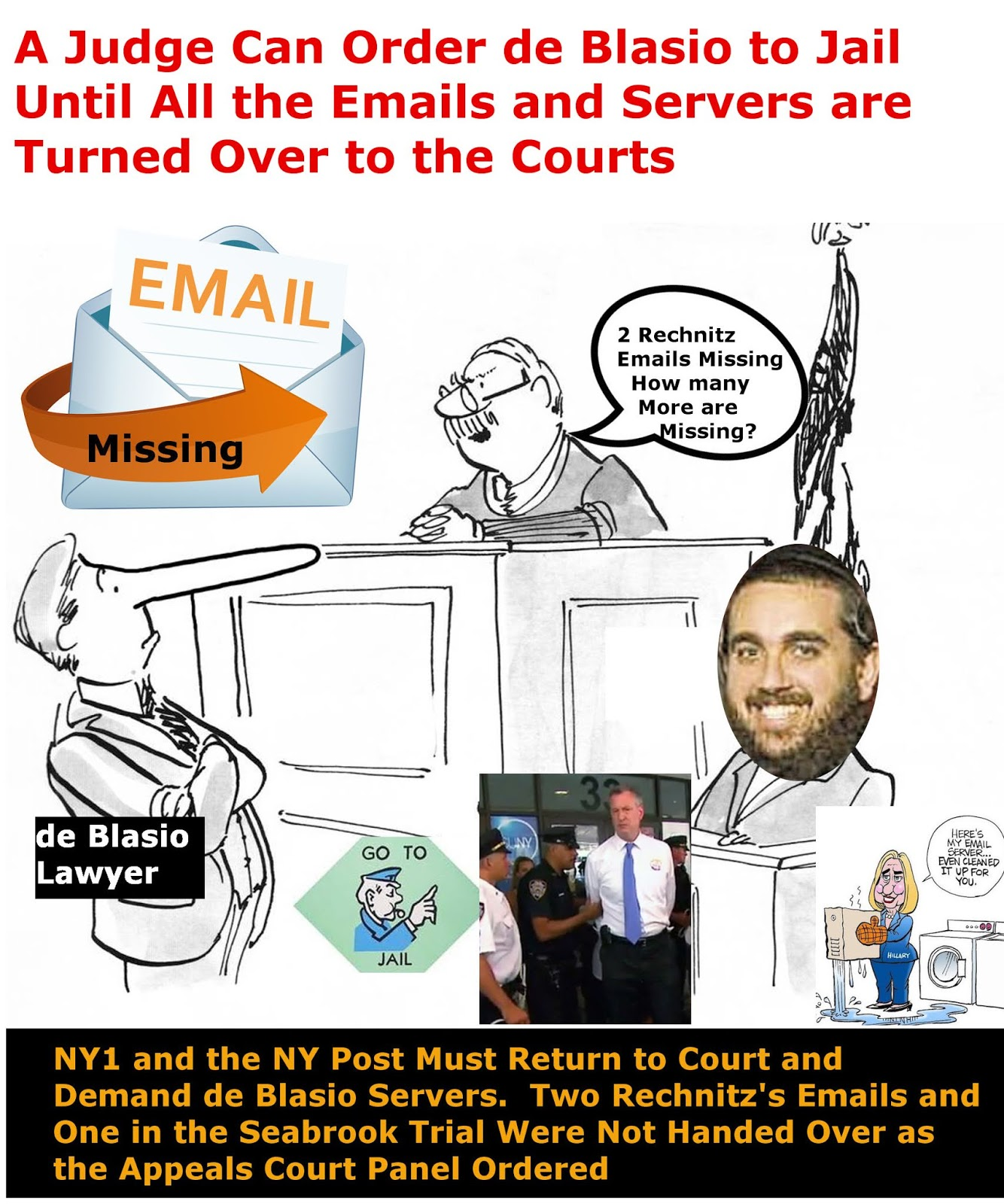 Witness To Corruption Merchants Of >> Truenews Cop On Trial Was Brough And Paid For By De Blasio