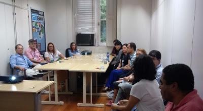 Reunião técnica debate Direito Autoral em Dados e Publicações na CPRM