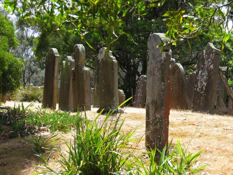 Isle of the Dead, Port Arthur