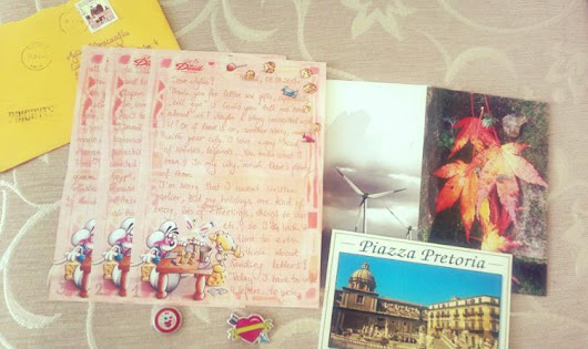 Happy Mail From Poland! :)