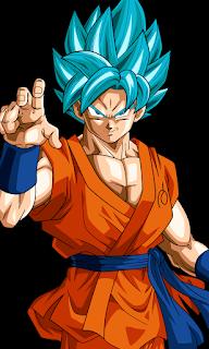 Goku FNF SSJGSSJ