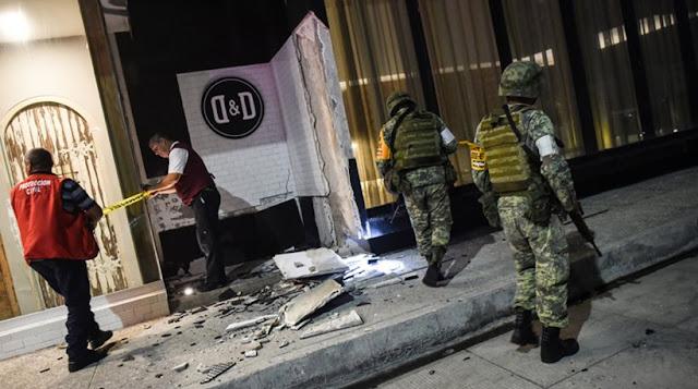 Σεισμός 8,1 Ρίχτερ στο Μεξικό - 15 οι νεκροί και πολλοί οι τραυματίες (βίντεο)