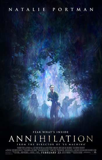 Annihilation 2018 300MB English 480p WEB-DL Msubs watch Online Download Full Movie 9xmovies word4ufree moviescounter bolly4u 300mb movie