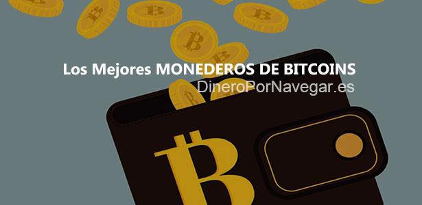 Mejores Monederos y Portales para Comprar Bitcoins