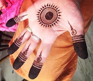 121 Simple mehndi designs for hands