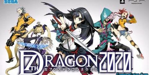 7th Dragon 2020 English PSP PPSSPP