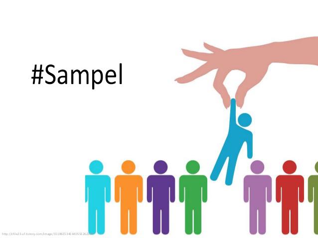 barulah dapat ditetapkan pengambilan sebagian populasi Pengertian SAMPEL, Contoh, Teknik Pengambilan Sampel, Keuntungan) LENGKAP