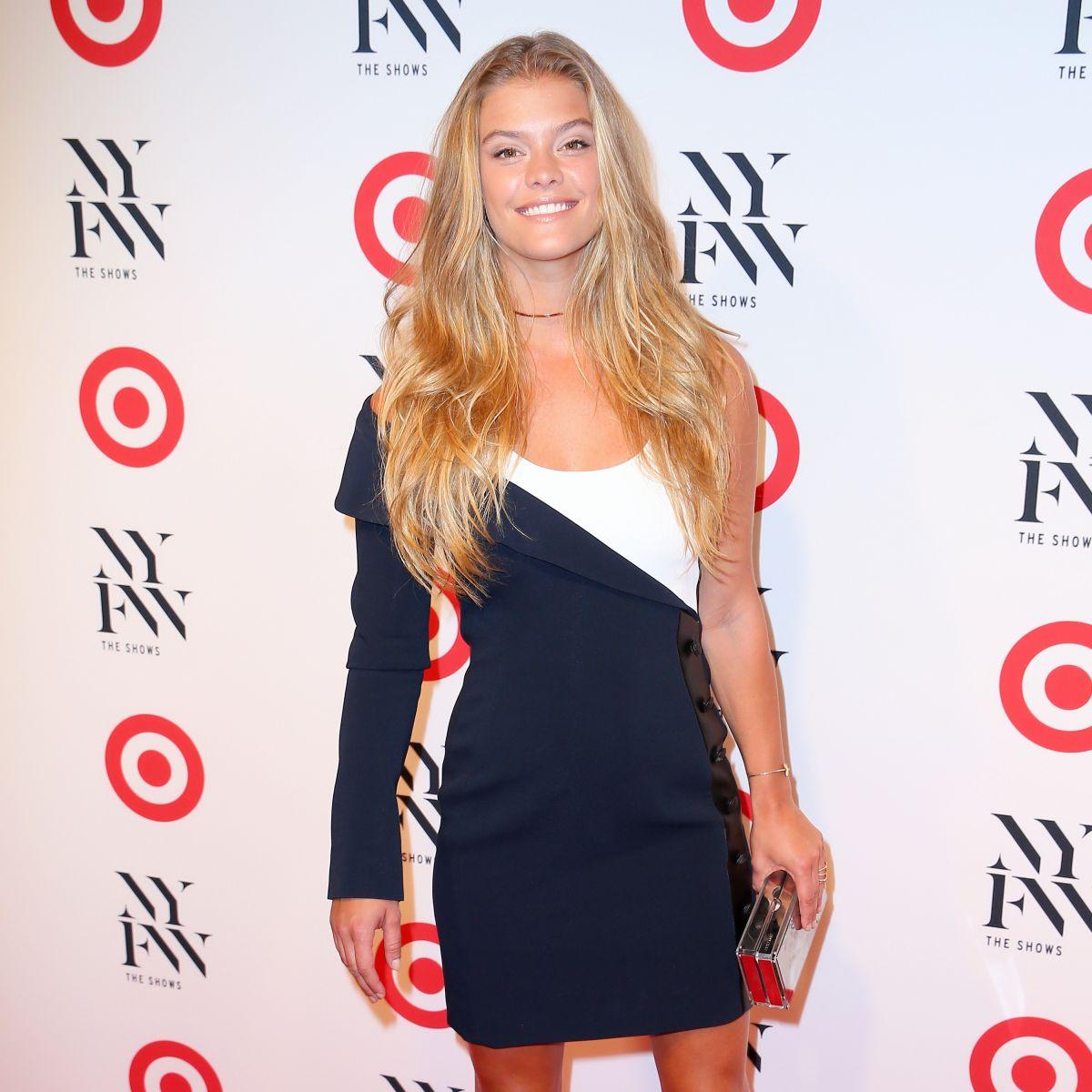 HQ Photos of Nina Agdal At Target Img NYFW Kickoff Party In New York