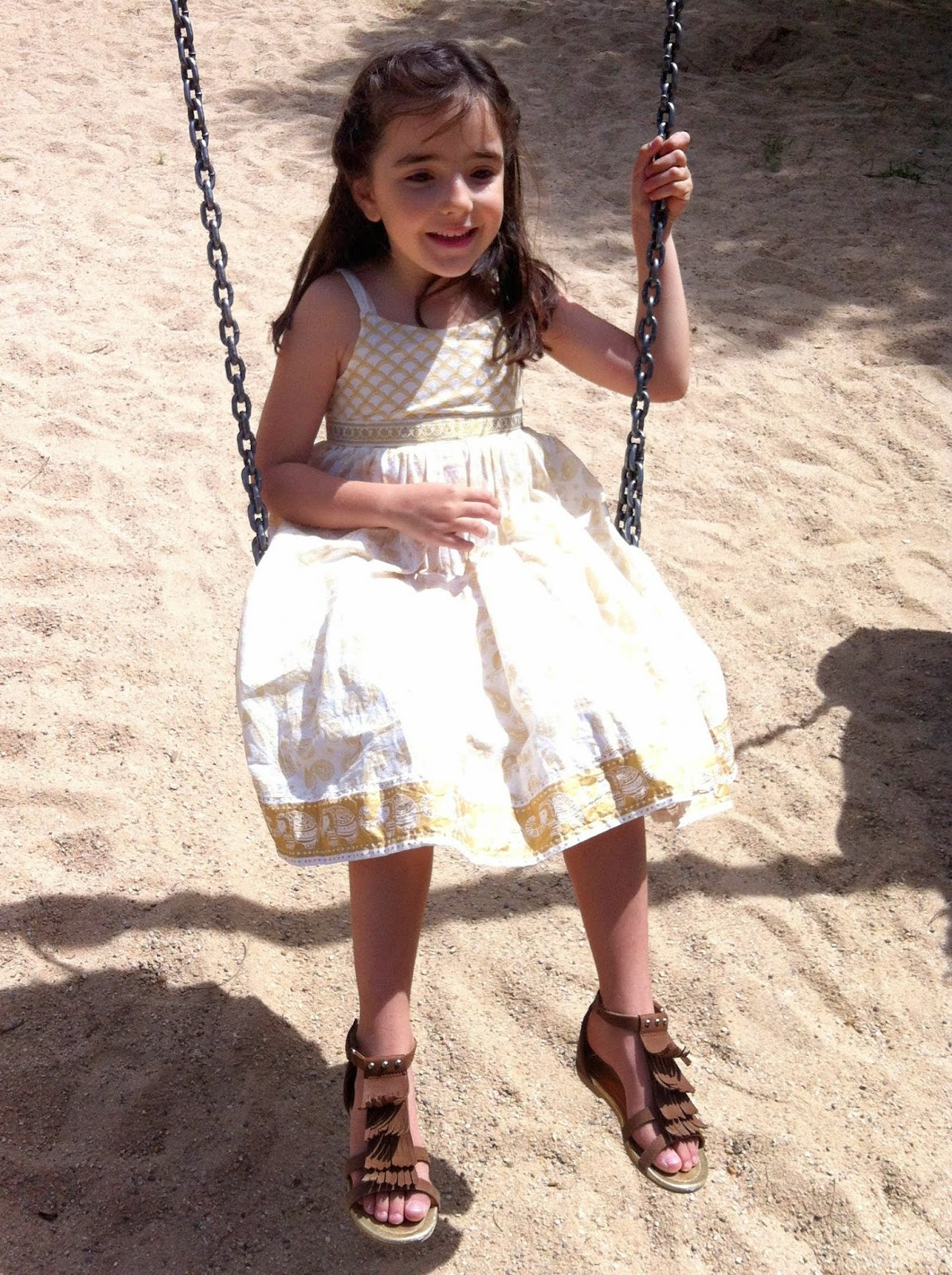 I love H&M Kids, conscious collection, Pequeña Fashionista