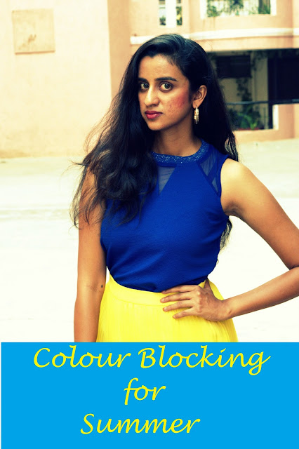 Colour Blocking for Summer. image