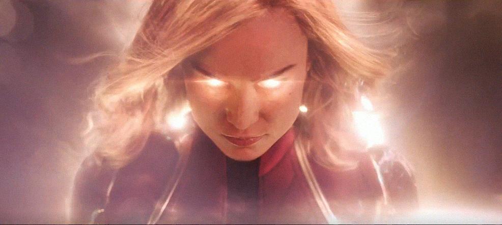 Liberado trailer de Capitã Marvel