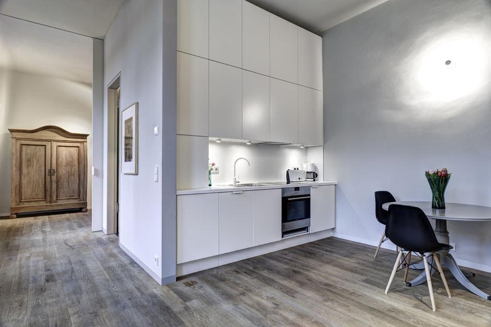 25 pequeñas cocinas para el salón - Cocinas con estilo