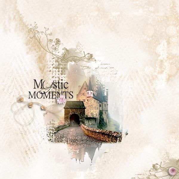 mystic moments © sylvia • sro 2018 • morning sun by moosscrap designs
