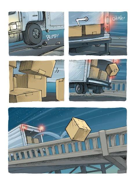 Petit Robot aux éditions Frimousse extrait 2