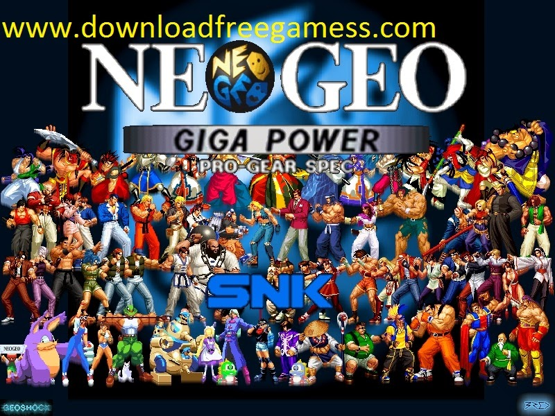 Download Neo Geo Games Collection Free All Roms ~ GETPCGAMESET