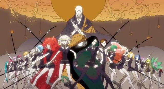 Houseki no Kuni - Anime Action Fantasy Terbaik dan Terseru