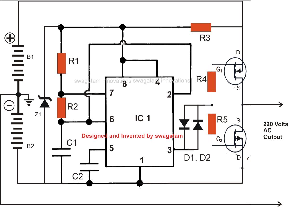 grid tie inverter schematic pdf