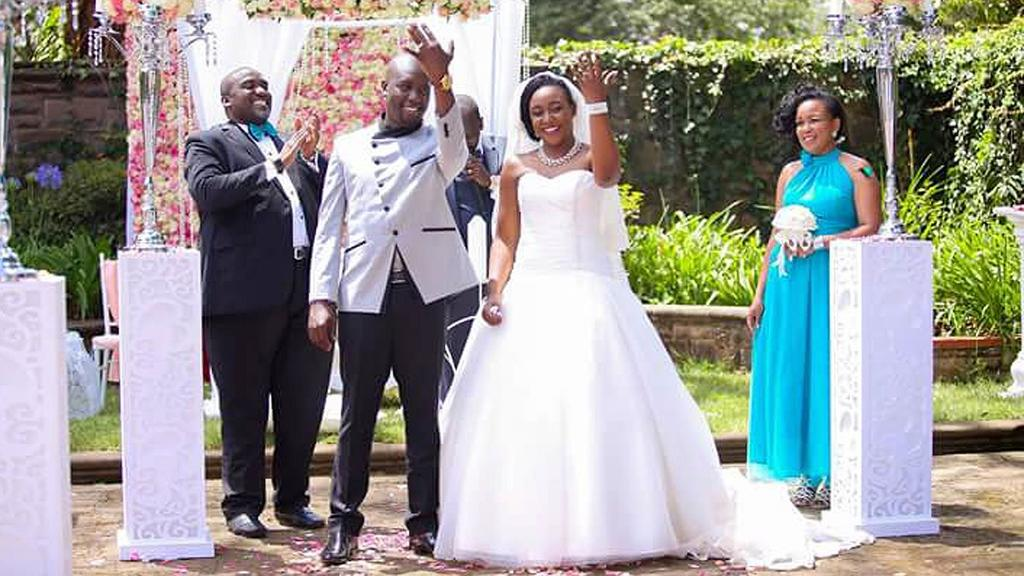 Betty Kyallo's Emotional Comment On Dennis Okari's Latest Wedding