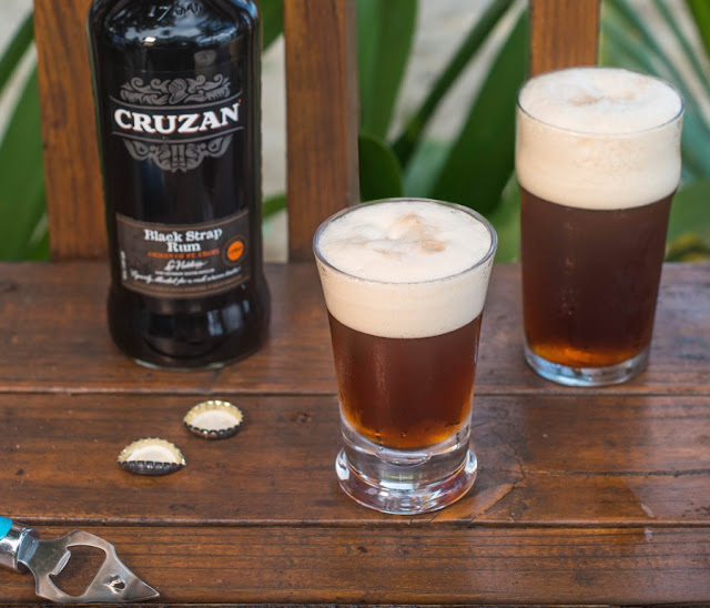 Cruzan's St. Patrick's Day Cocktail