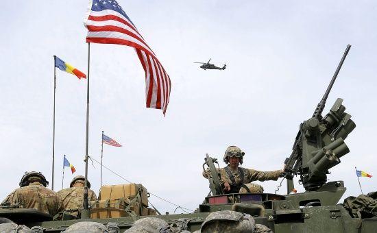 Mil soldados y equipo militar de EE.UU. llegan a Polonia