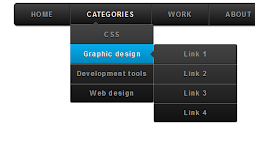 Drop Down Menu Css Cho Blogspot