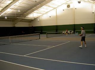 Lapangan indoor