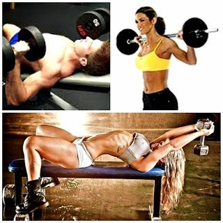 Calistenia o pesas masa muscular hombres mujeres