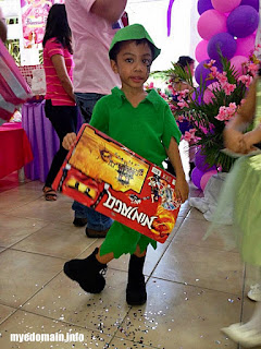 MyeDomain's  A Bunch of KIKO's First Times at MICA's 7th Birthday / his first time BEST in costume award
