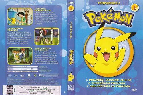 Pokémon 1ª Temporada: Liga Índigo Torrent - DVDRip