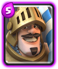 Carta do Príncipe do Clash Royale