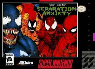 Spider-Man & Venom: Separation Anxiety (BR) [ SNES ]
