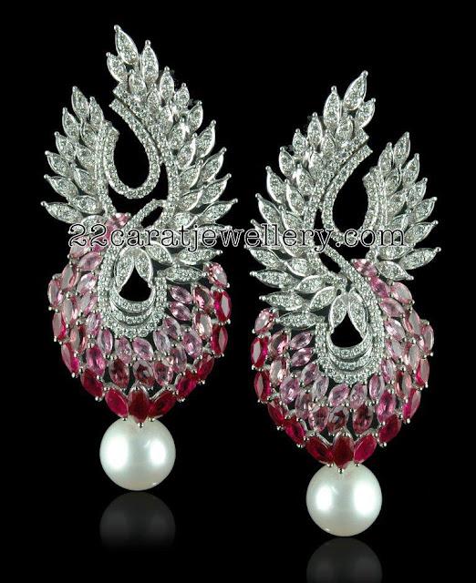 Gold Chandelier Earrings