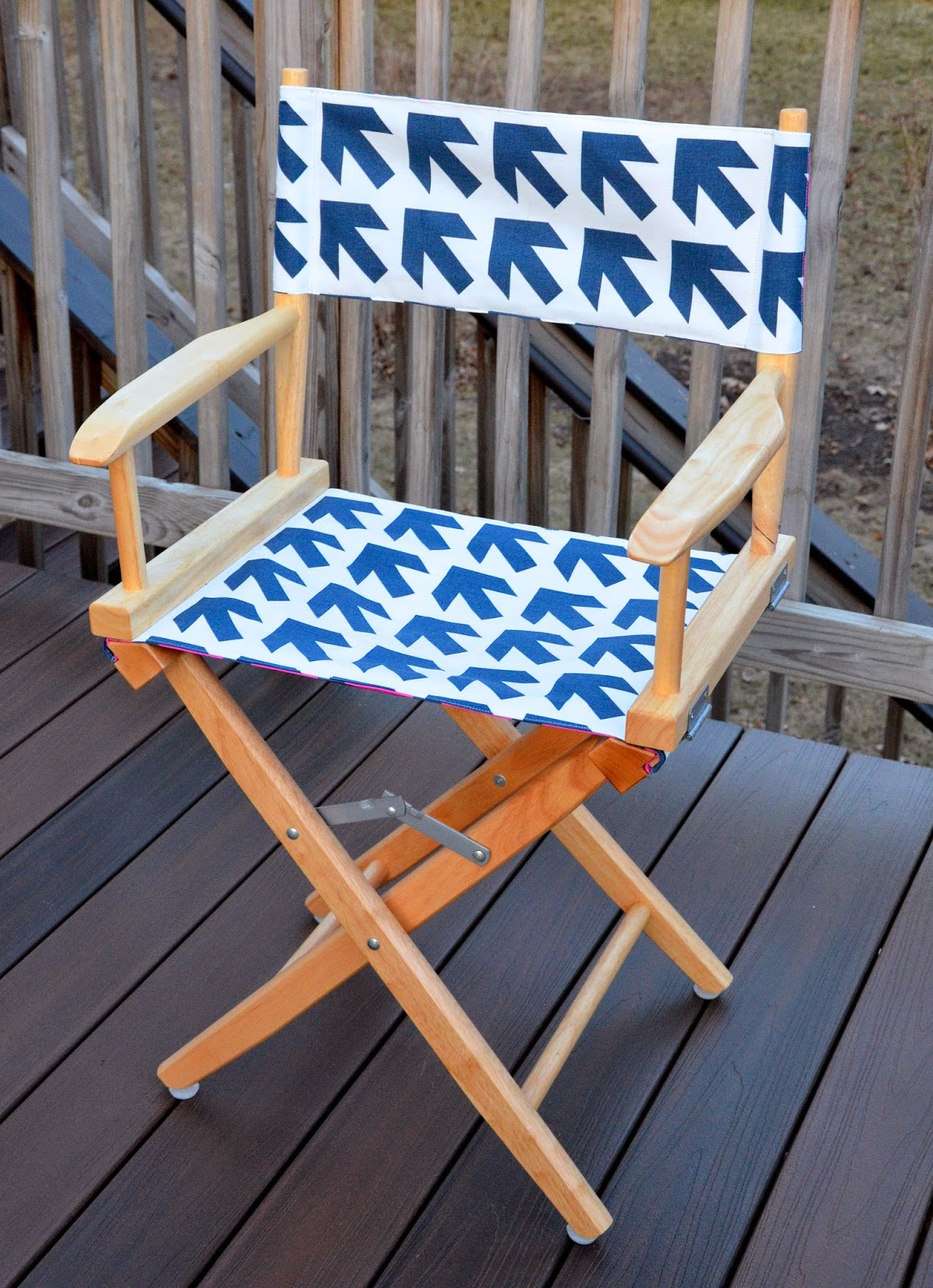 ikat bag reversible chair in arrow. Black Bedroom Furniture Sets. Home Design Ideas