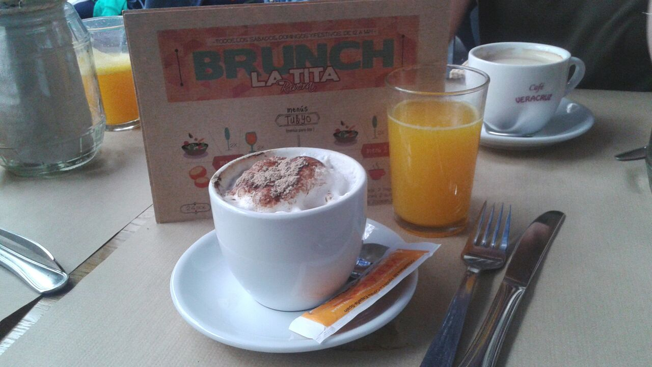 Brunch en La TiTa Rivera