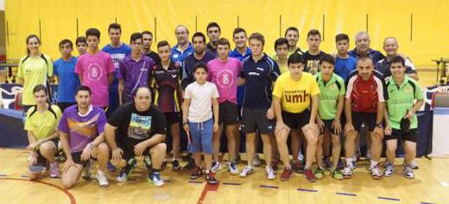 Tenis de Mesa Aranjuez en Cuenca