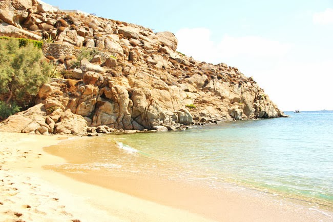 Super Paradise plaza na ostrvu Mikonos