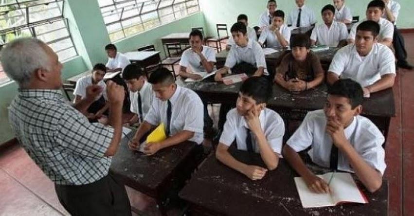MINEDU supervisará clausura de año escolar en colegios públicos - www.minedu.gob.pe