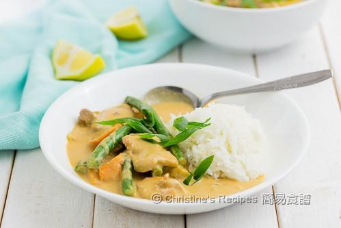 泰式咖喱豬柳 Thai  Pork Curry02
