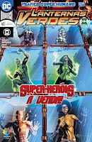 DC Renascimento: Lanternas Verdes #40