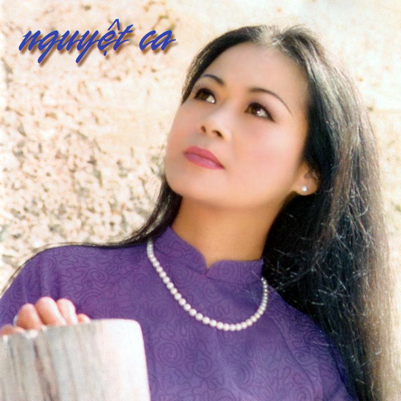 Khánh Ly CD - Nguyệt Ca (NRG) + bìa scan mới
