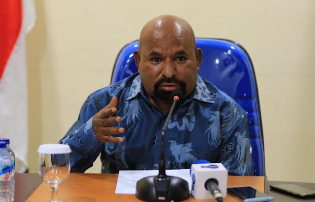 Lukas Enembe Sebut Provinsi Papua Paling Siap Gelar PON XX di Tahun 2021