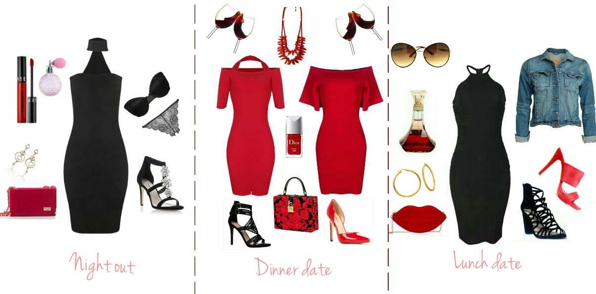 Valentine S Day Outfit Ideas Lagos City Chic By Mary Edoro